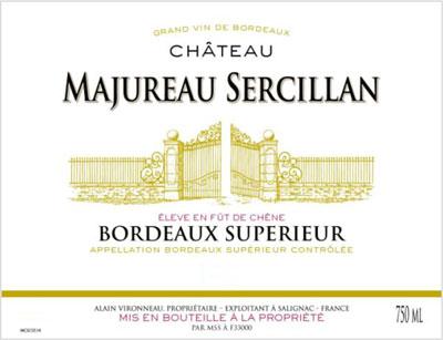 http://www.chateau-majureau-sercillan.com/vins.html